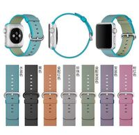 New Apple watch with Apple watch nylon strap, female 38mm sport nylon strap, 42mm male
