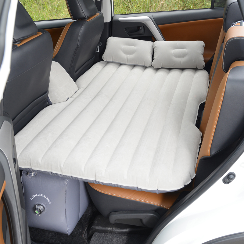 14 fit the new paragraph 2016 fit car rear inflatable mattress bed seat cushion bed car travel