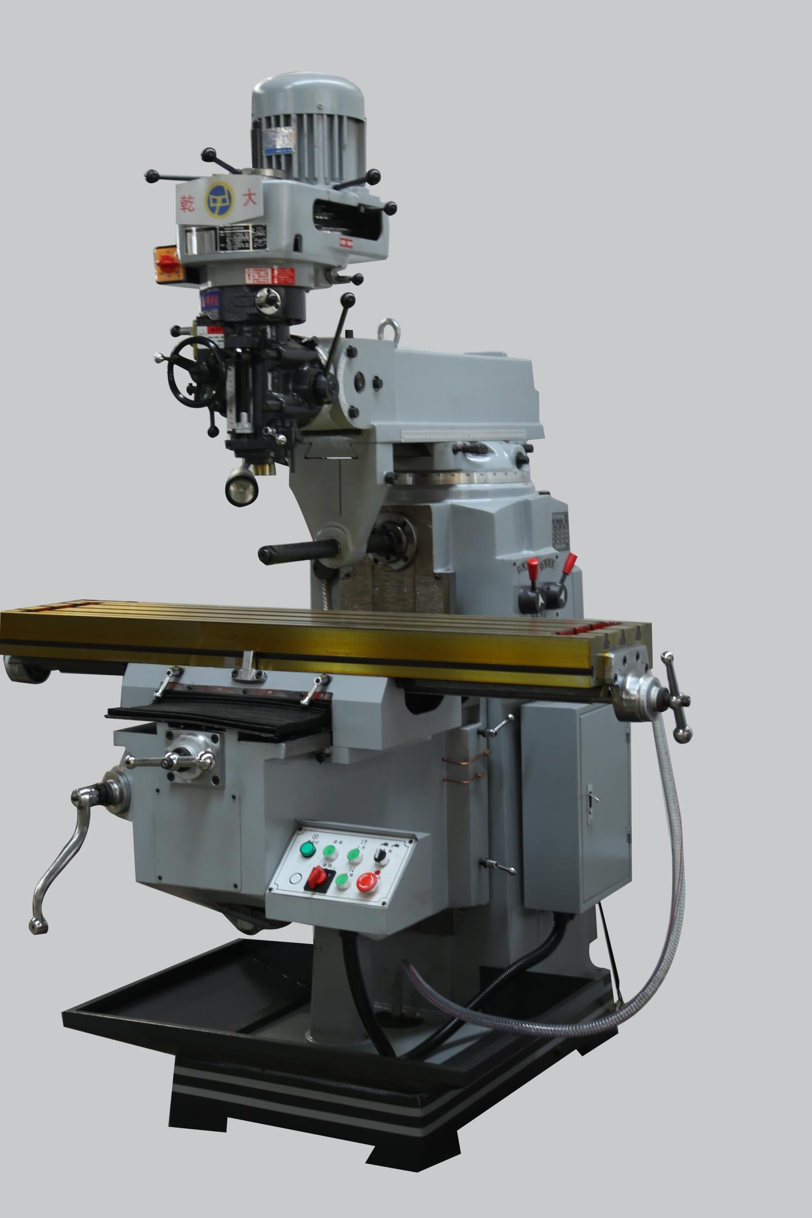 5) Taiwan toren freesmachine onderdelen gebaseerd op een combinatie van een as voor de koppeling van de tanden van een tand riem.
