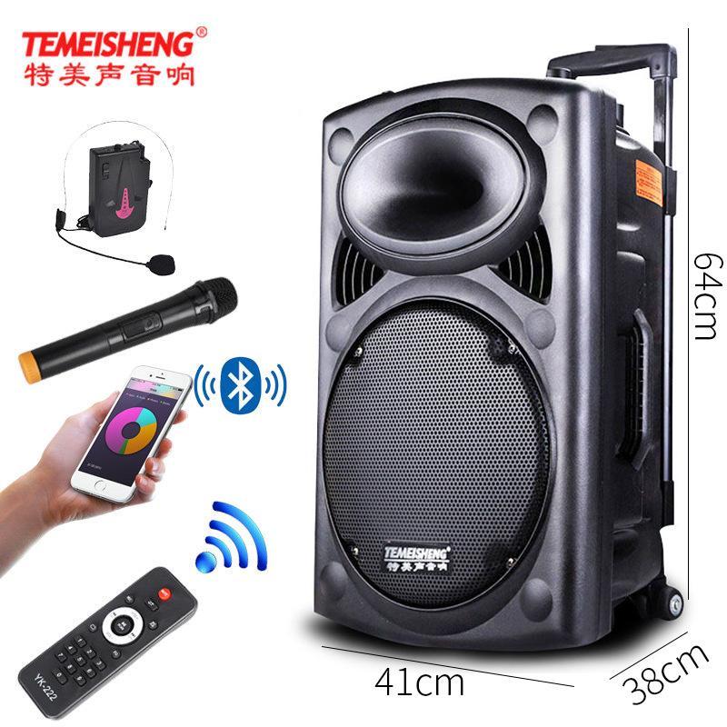 Spezielle hochleistungs - akku - square - dance bel - 2305 - 15 - Zoll - ziehen Sich für Portable Outdoor - Sprecher