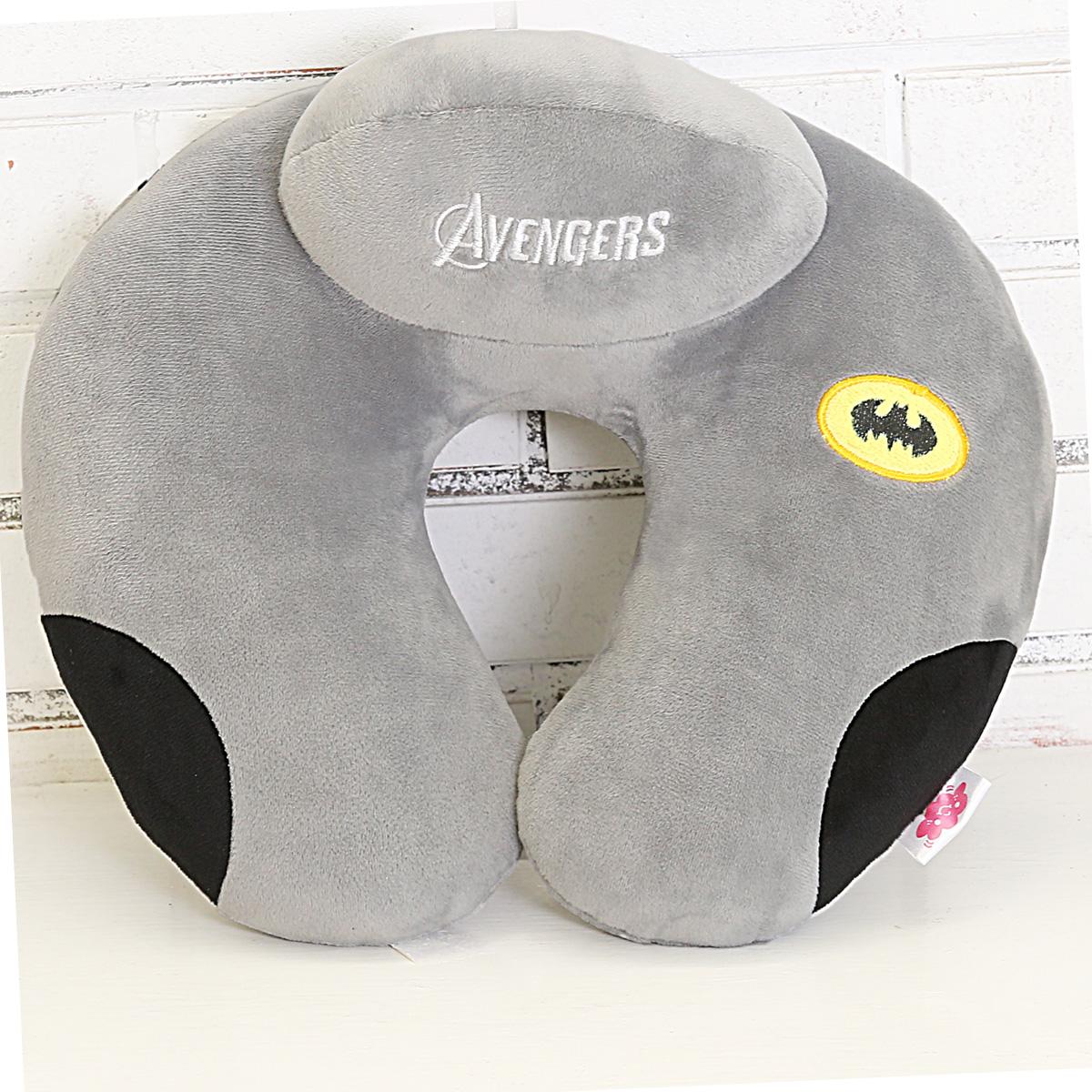 毎日記憶綿u型枕枕枕携帯旅行護首頚椎枕枕枕飛行機首u形包郵ッター