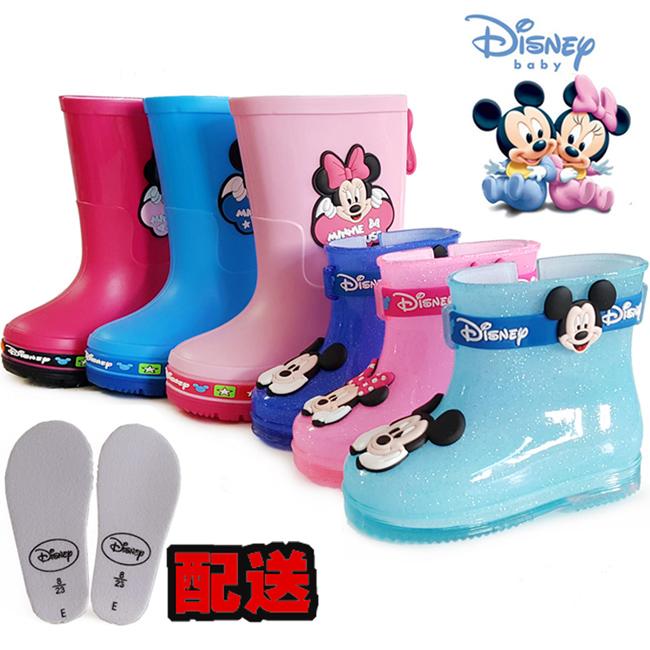 四季儿童防滑小童水鞋学生雨靴可爱女孩公主雨鞋男童女童宝宝胶鞋