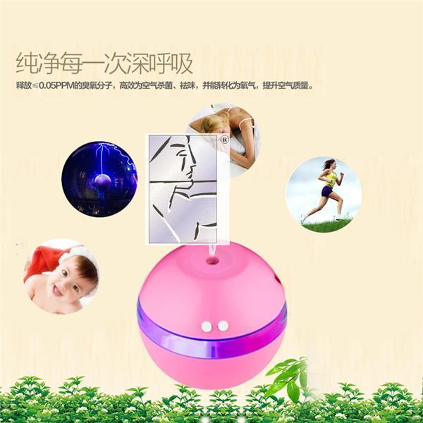 Креативный интеллектуальный usb мини - мини - мини - офис увлажнитель воздуха бытовых молчание бортовой очистки воздуха в спальне