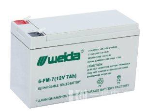 福建ベクトラ蓄電池6-FM-7蓄電池12V7AH直流. UPS電源専用