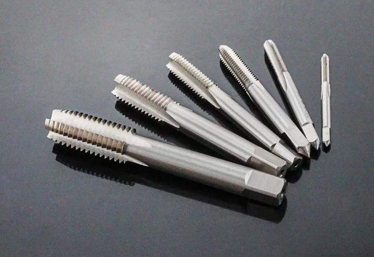 Nonstandard machine tap, nonstandard tapping screw, high speed steel HSSm64*3