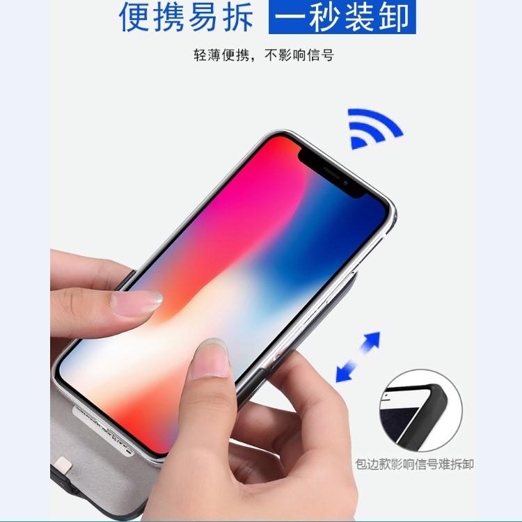 apple äpple 10 XiPhoneXiPhoneX flytta tillbaka går strömmen batteri laddning - 7s.