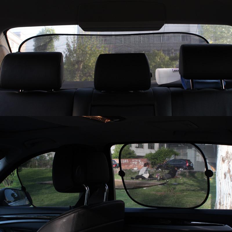 De voorruit voor auto 's een zonnescherm zonnebrand en warmte - isolatie na het dossier van aluminiumfolie zonneklep algemene, sukkel.