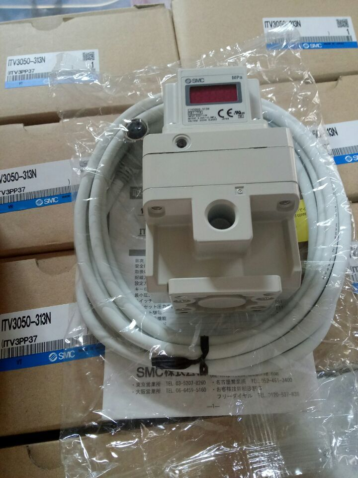 SMC proportional valve ITV1050-312LITV2050-312LITV3050-313N welcome consultation and purchase