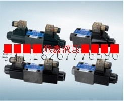 SWH-G02-C8 hydraulisches ventil für hydraulische magnetventil ventil magnetventil