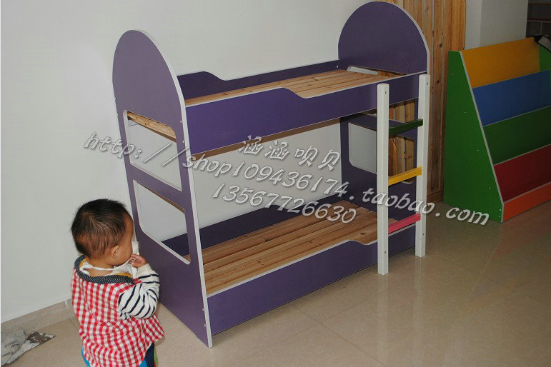 Children bed children fire bed baby bed double bed for kindergarten nap bed can be customized
