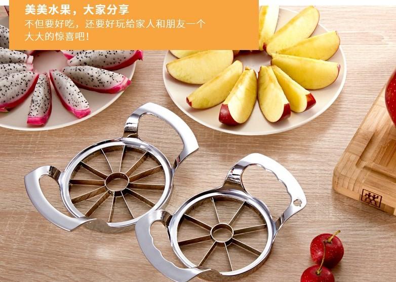 нержавеющей стали резать фрукты артефакт чистить яблоко порезать сепаратора сплиттер многофункциональный, чтобы ядерное устройство резки фруктовый нож