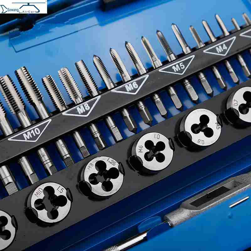 12 metric taps wrench tooth group M6-M12 plate teeth wrench holder holder