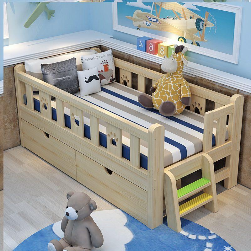 布団寝床生活ベッドの下の女の子切替簡易昼休み子供用ベッド清新冬の小学生寮の彫り物