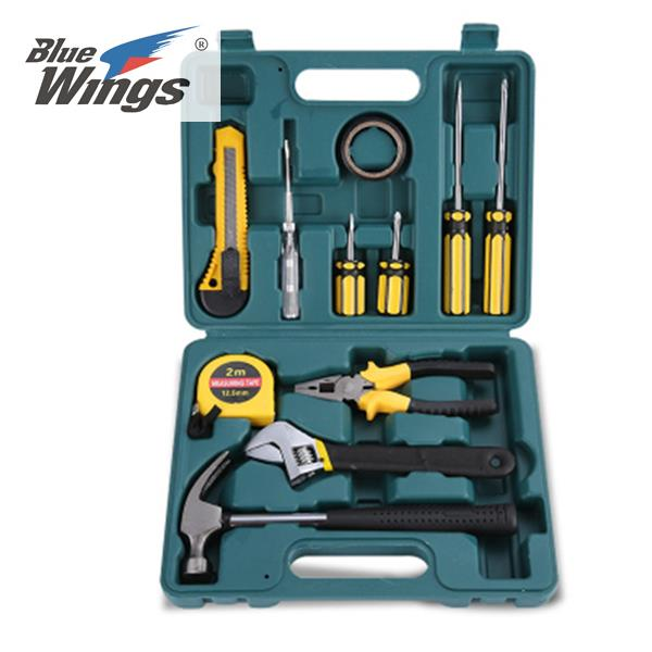 Automobile and household dual-purpose Hardware Maintenance Kit, 12 pieces of luggage and luggage combination package