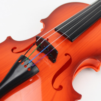 Children's toys, violins, toys, guitars, mini guitars, children's early childhood music, toy mail