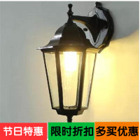 European style outdoor waterproof, upper and lower lights, courtyard wall lamp, European classical, new Chinese style LED lamps