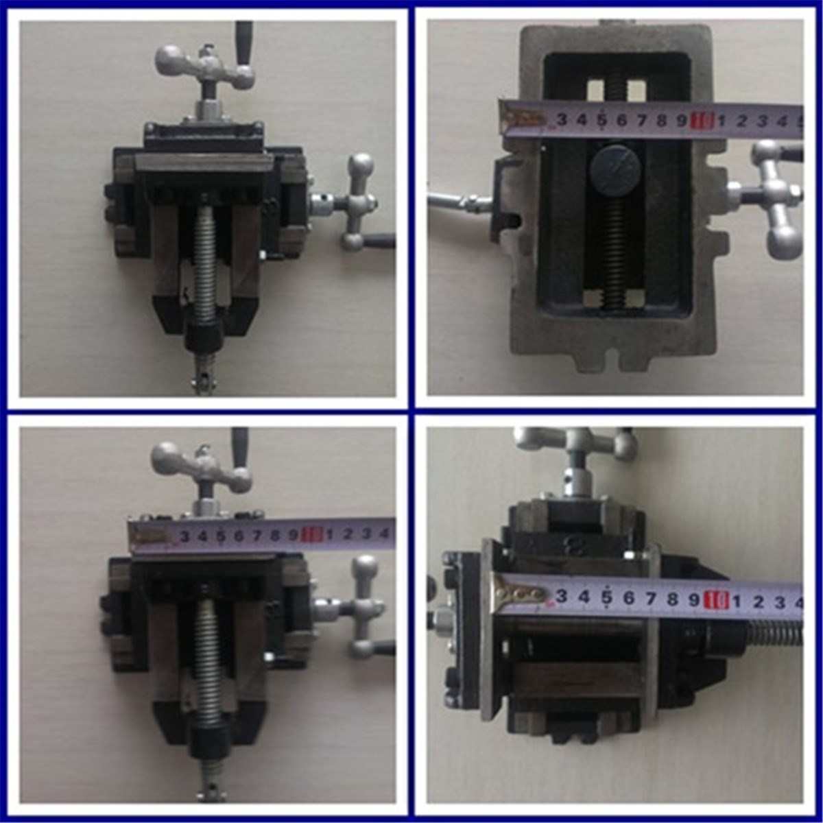 3 Inch 4 inch 5 inch 6 inch 8 inch cross machine for drilling and milling machine vise vise clamp drill cross clamp