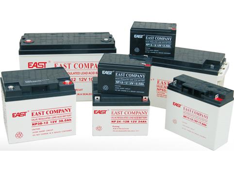 La batería de acumuladores de corriente continua de este 12V100AHUPS NP100-12 dedicado tres años de garantía