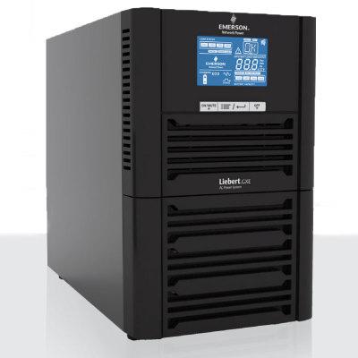 Эмерсон UPSGXE01k00TS1101C00UPS бесперебойного электропитания 1KVA/800W подготовки 20 минут
