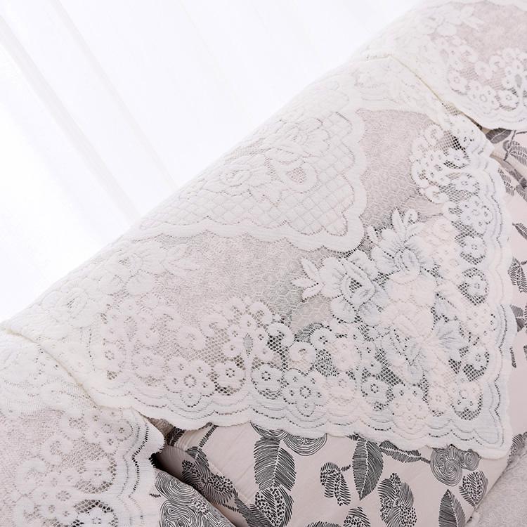 特価ニットの布でソファーソファー背もたれ巾抱き枕カバー盖巾盖布手すり布ベッド頭巾