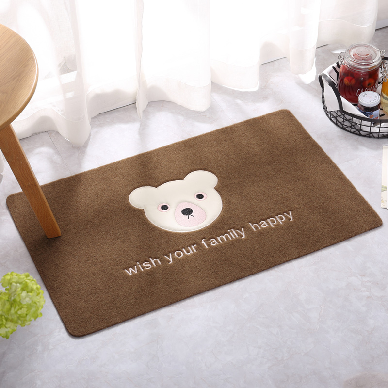 Mat a simple living room carpet mats foyer lovely princess Nordic modern bed tatami mat