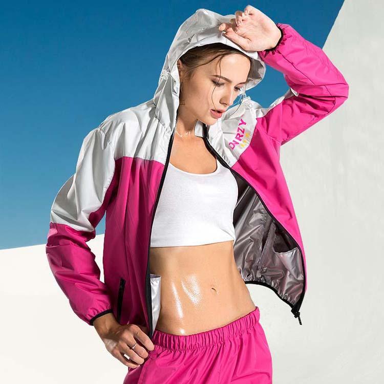 Sweat suit, running suit, sweat suit, sportswear, sweat suit, sauna, sweat and sweat