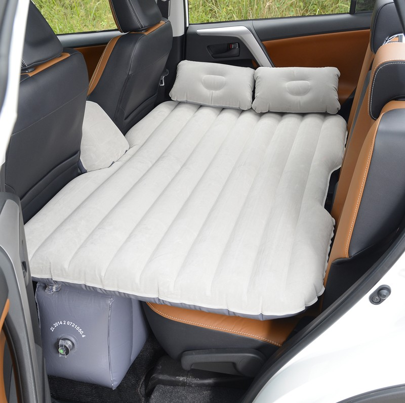 The car bed adult vehicle before and after the charging bed SUV cars driving passenger travel universal inflatable cushion