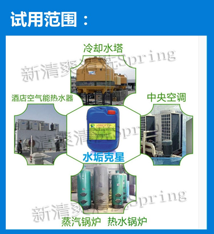 Pipe scale rust remover to air heater tube condenser heat exchanger boiler for central air conditioning