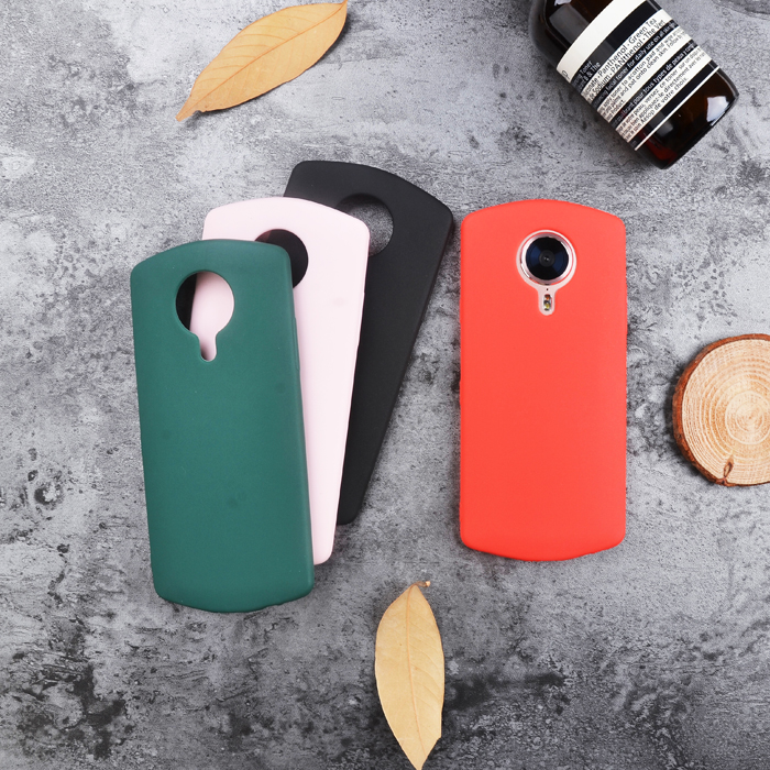 All-match simple solid mobile phone shell beauties M4 Mito Mito M6 T8 ultra-thin package frosted soft shell couple