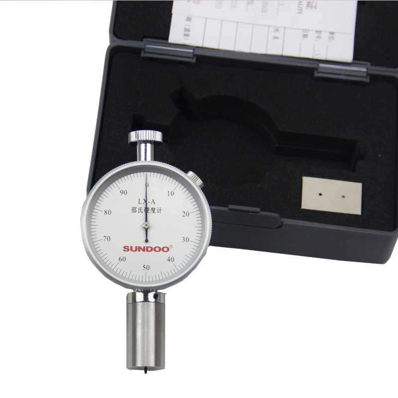 เครื่องวัดความแข็งเครื่องวัดความแข็งยางชอว์บราเดอร์ / LX-ALX-CLX-D เครื่องวัดความแข็งเครื่องทดสอบความแข็ง