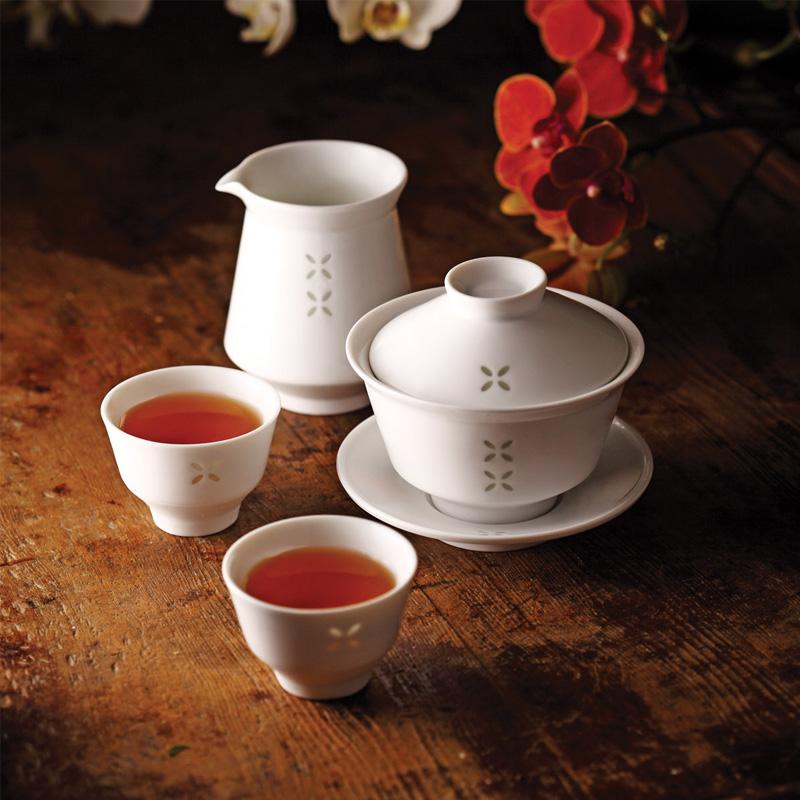 紛雪湯匙單只4件jia inc 紛雪系列品茗組/碗盤組/茶具套裝/便攜式茶盒/茶杯