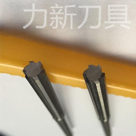 Professional manufacturer of custom-made carbide reamer blade steel /6 straight handle reamer D6.45*120*50
