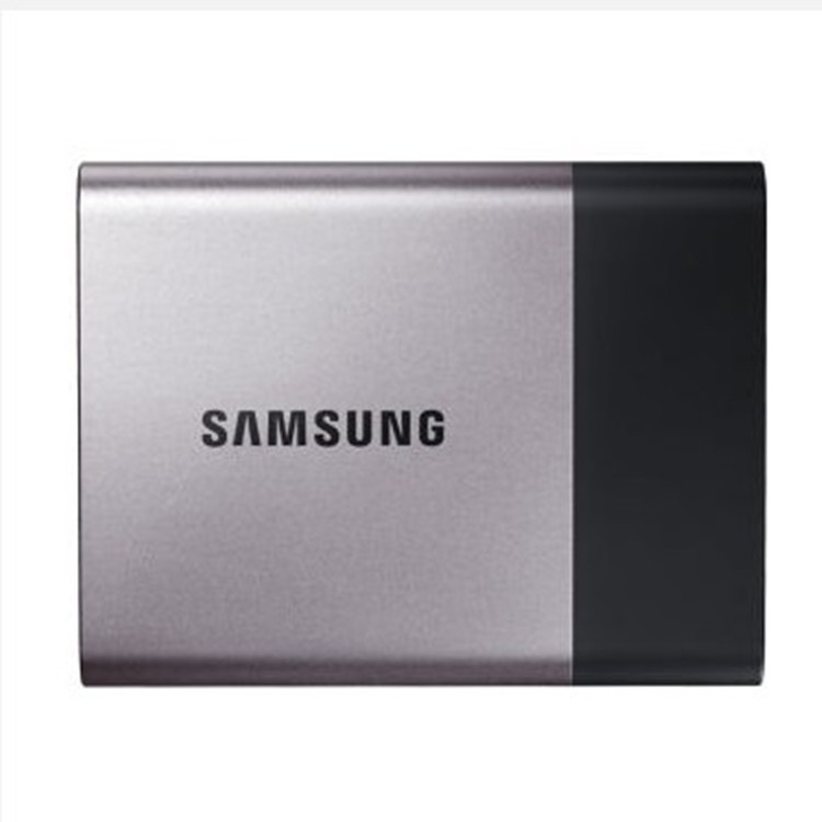 Samsung Samsung T3 mobile Solid State disk (SSD) tragbare verschlüsselung T3 mobile Solid State Disks 500g