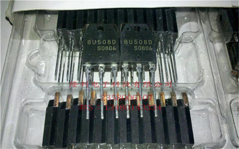 IL passaggio di potere BU508D Le importazioni di Tubi della Sanyo spot test il loro approvvigionamento di garanzia della qualità