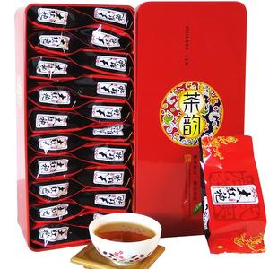 大红袍红茶散装茶叶蜜香型桐木关武夷山金俊眉礼盒装52