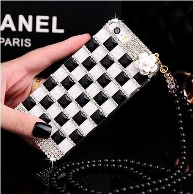 Jin S6 mobile phone shell S5 diamond shell M5PLUS protective sleeve M5 lanyard F100 woman S8 with diamond M6 tide