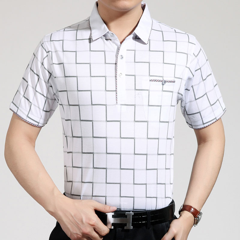 9007短袖白色
