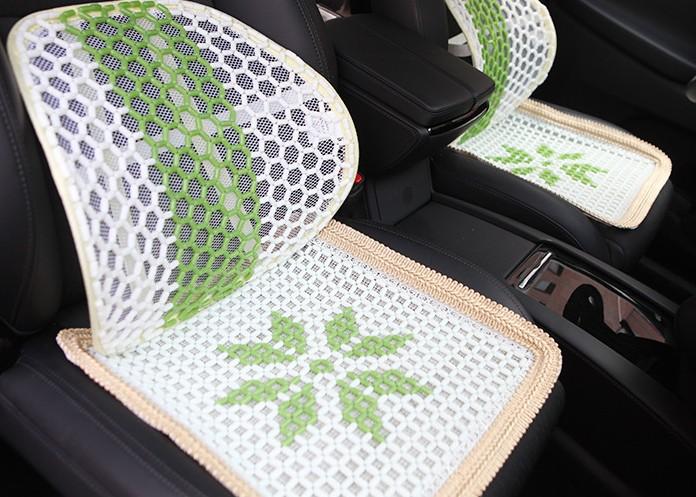 Το καλοκαίρι γυάλινα σφαιρίδια καρέκλα εδώ στον καναπέ του αυτοκινήτου του ψυκτικού ωραίο μαξιλάρι στον υπολογιστή του Γραφείου καρέκλα κεραμικά αντιολισθητική σόλα ύφασμα.