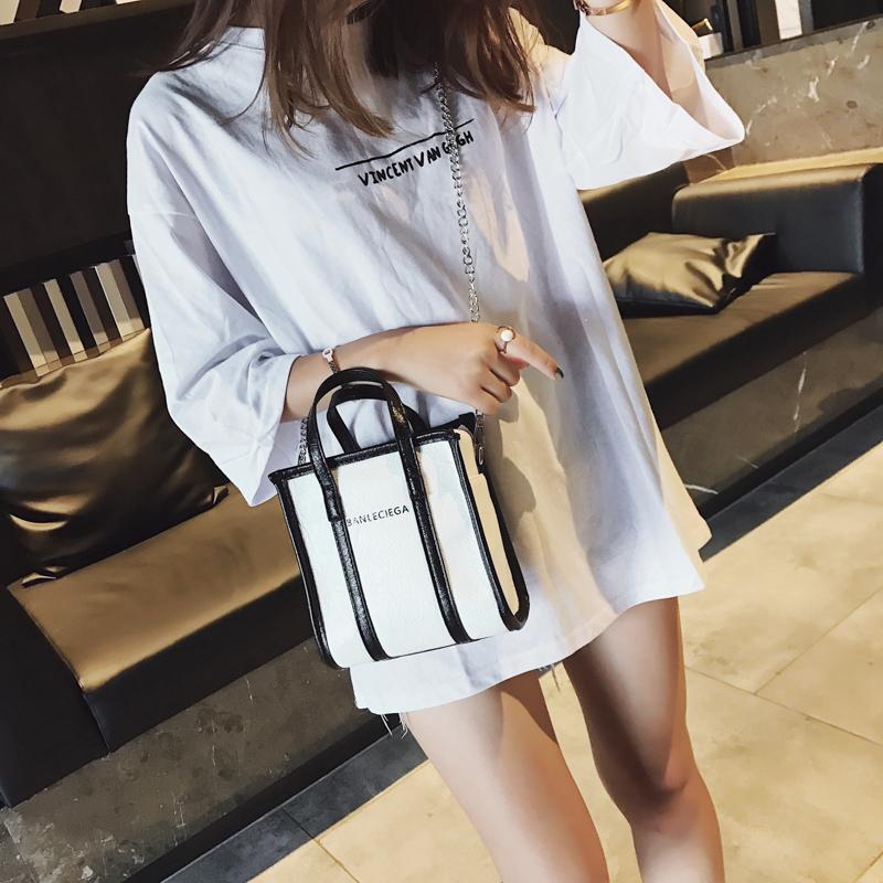 广源网供6515#韩版购物袋26元 带视频