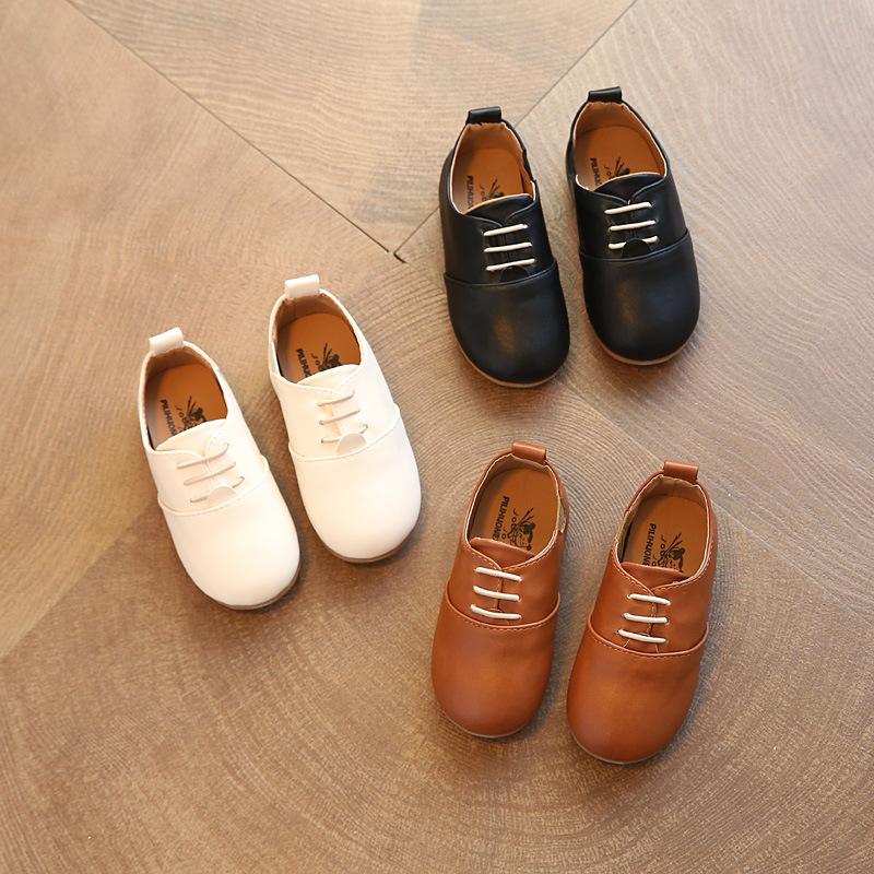 兒童單鞋春秋新款男童