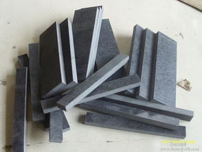 kamienie syntetyczne włókna węglowego. synteza formy kamienne płyty izolacyjne osłony termicznej statku tabliczki na przywóz wysokiej jakości.
