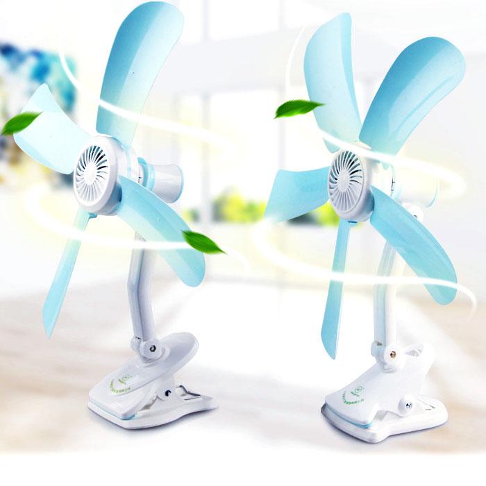 ミニ学生寮扇風機事務室の小さい扇風機の音は2段の制御して、枕元に夾