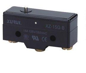 xu rui XZ-15G-B üle muretsemine lüliti silver kontakte, mille rattad