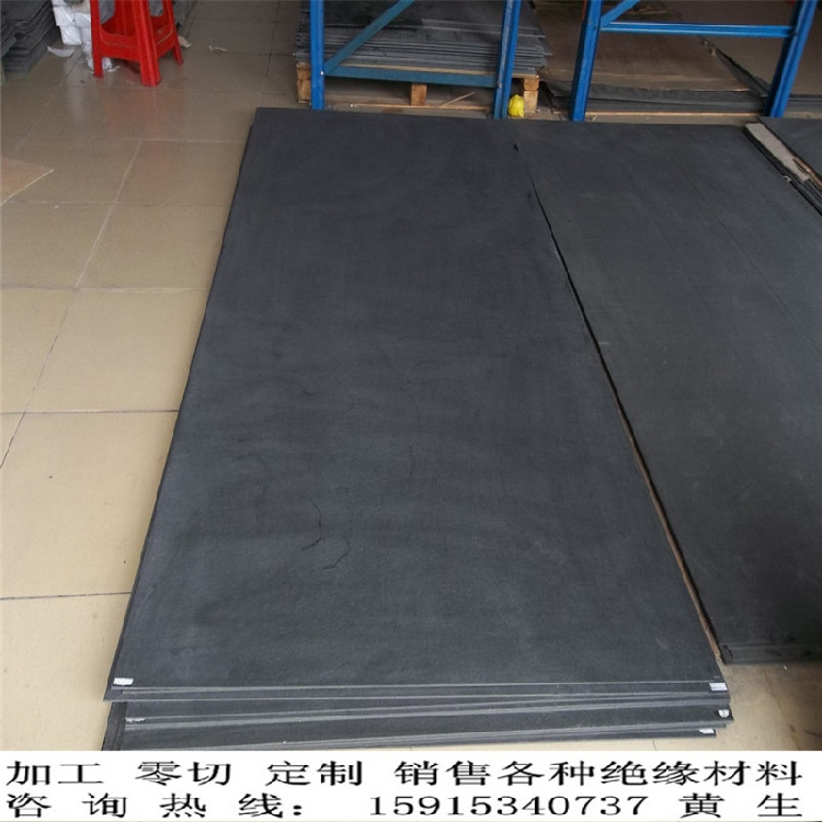 Phiến đá tổng hợp dung nạp nhiệt độ Cao Đài Loan đá tổng hợp sợi carbon tấm cách nhiệt chống tĩnh điện chế biến ván khuôn khay đĩa