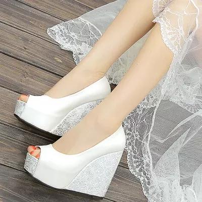 坡跟鱼嘴凉鞋女12cm超高跟鞋厚底防水台夏季百搭内增高女式单鞋潮