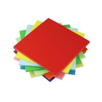юаней хао цвет вручную бумага paper тысячу бумажных журавликов оригами материалов 13x13cm10 Цвет загруженных 500 листов