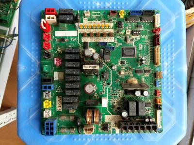 Daikin central air conditioning RHXYQ10PY1 frequency conversion machine motherboard EB0668G computer board has been tested