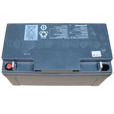 Panasonic battery (Panasonic) LC-P1265ST12V65AHUPS special battery
