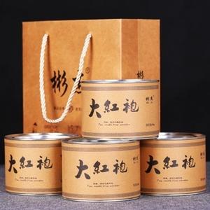 新茶春茶武夷山大红袍茶叶 福建乌龙茶武夷山岩茶 浓香碳焙耐泡4