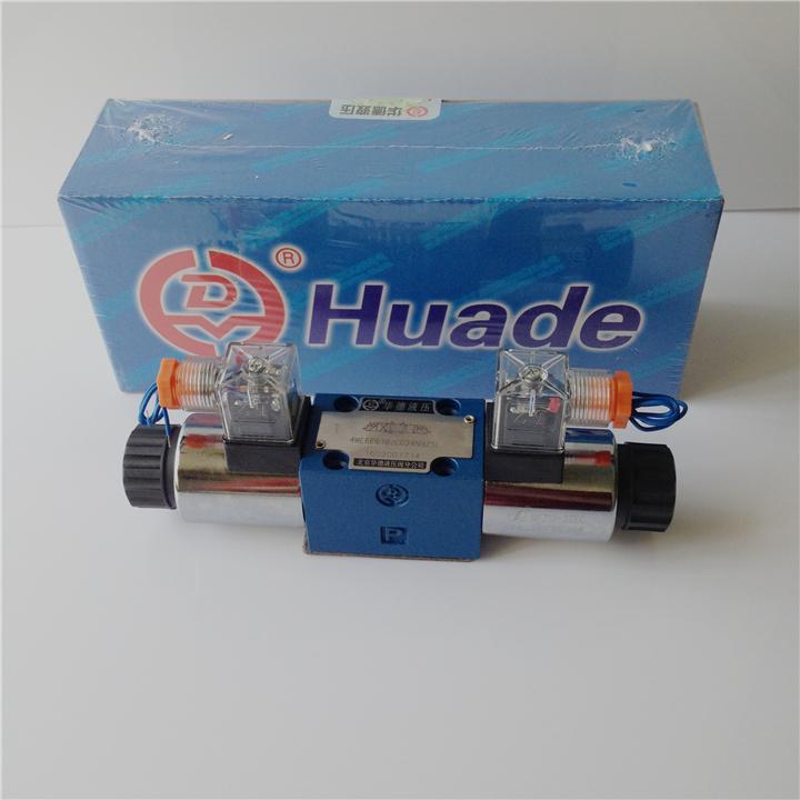 Howard 4WE6D61B/CG24N9Z5L solenoid valve solenoid valve hydraulic valve / hydraulic valve